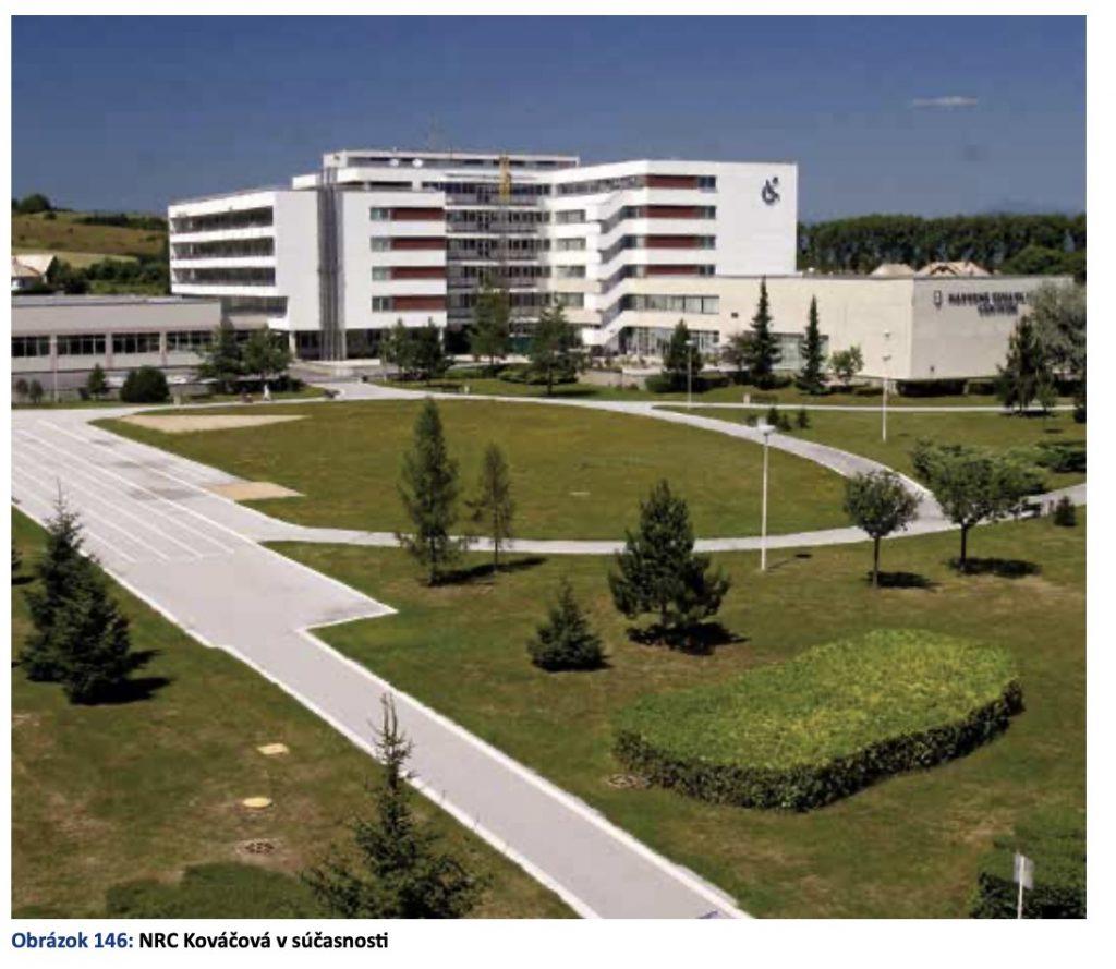 Národné rehabilitačné centrum Kováčová