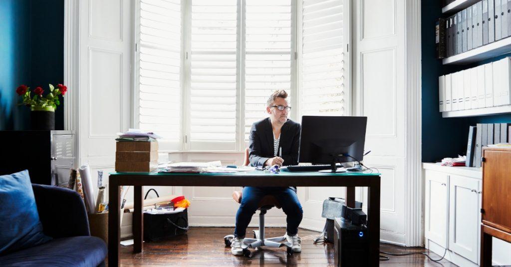 Ako zostať fit aj pri home office