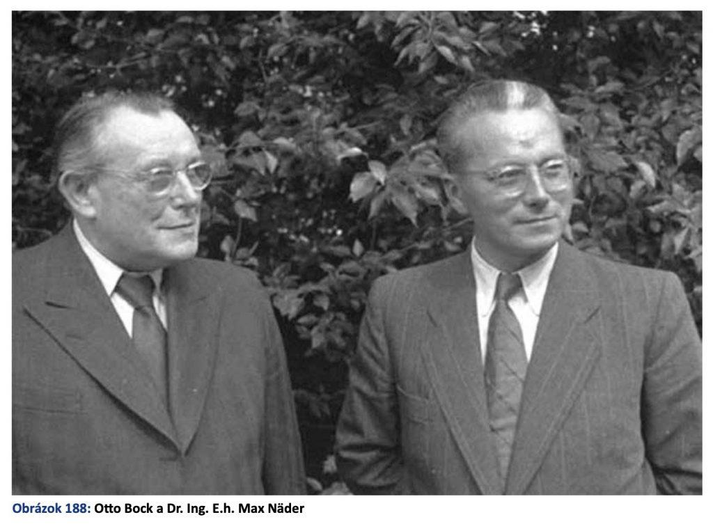 Otto Bock and Max Nader