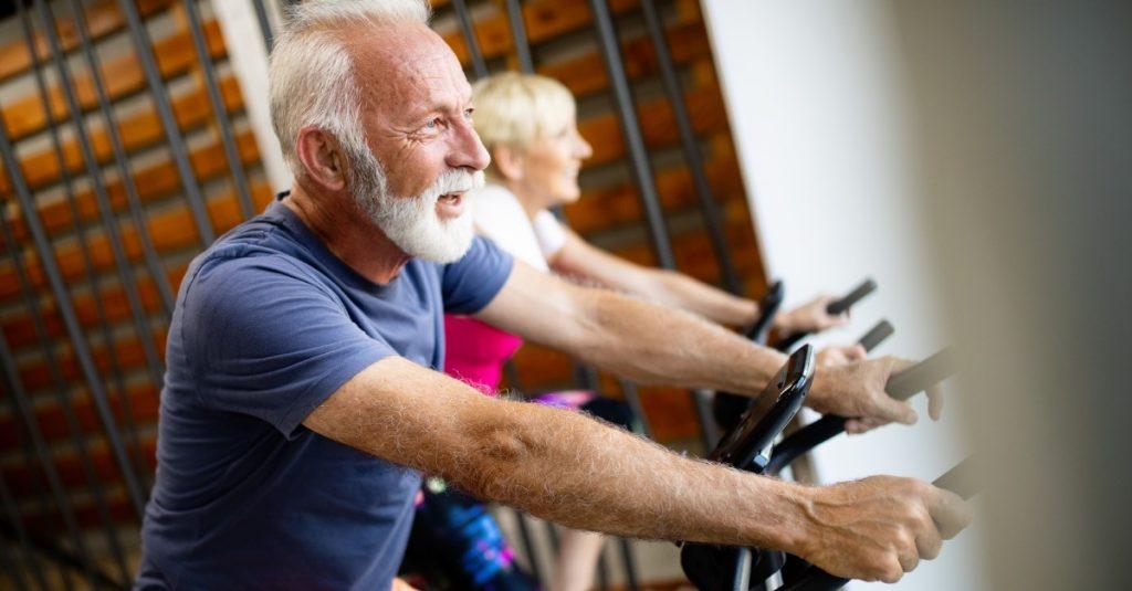 Kardio cvičenia s nízkym dosahom