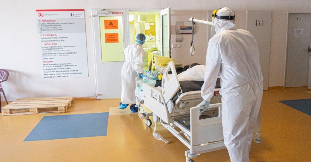 Liečba pacientov s COVID-19