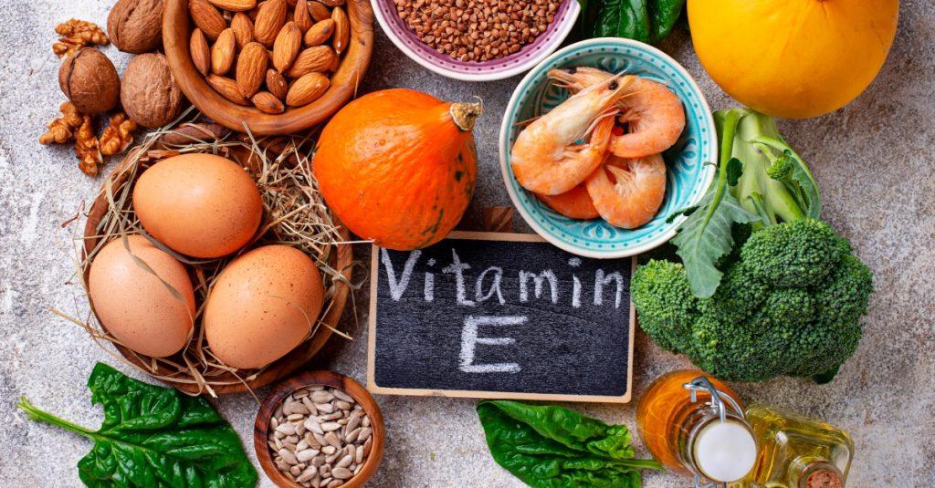 Bojovník menom vitamín E