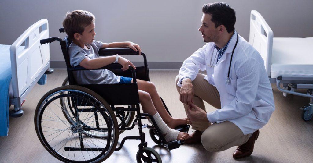 Rebríček detských úrazov a poranení