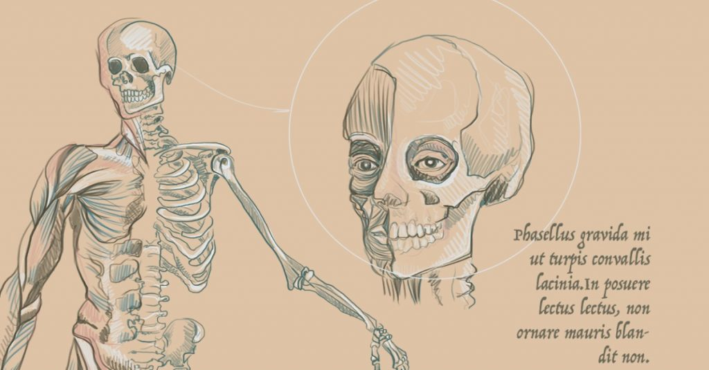 Postcovidových pacientov postihuje aj kostná smrť